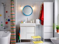 Ванная комната от Икеа: ТОП-100 фото дизайна