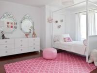 Кровать для девочки — какую выбрать? 50 фото современных моделей