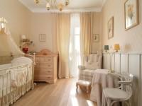 Бежевая детская комната — оформление дизайна в бежевых тонах (65 фото)