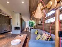 Декор из дерева в интерьере — 50 фото уютного дизайна