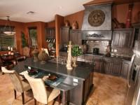Кухня в викторианском стиле: обзор особенностей стиля и правил сочетания (50 фото)