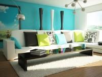 Декор гостиной — оригинальные идеи стильного оформления (50 фото)