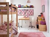Детская для двух девочек — 80 фото идеально дизайна и сочетания