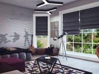 Греческие шторы: обзор особенностей стиля, сочетания в интерьере + 55 фото дизайна