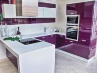 Кухня в стиле хай-тек — 140 фото стильного дизайна