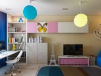 Освещение в детской комнате: правила, варианты, секреты, фото дизайна.