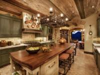 Кухня в романском стиле: обзор правил оформления, секреты дизайнеров, 50 фото.