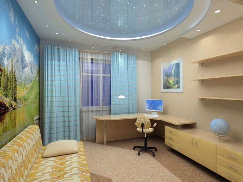 Бюджетный дизайн комнаты