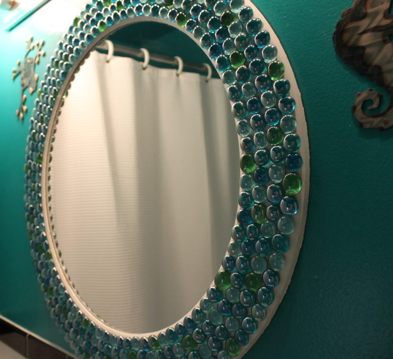 Декор зеркал своими руками фото