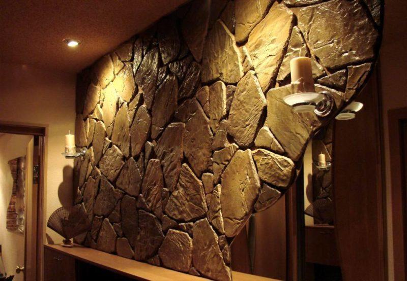 Как можно сделать декоративные камни 910