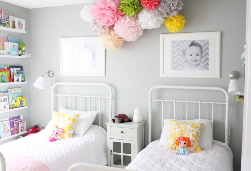 Boy girl room idea