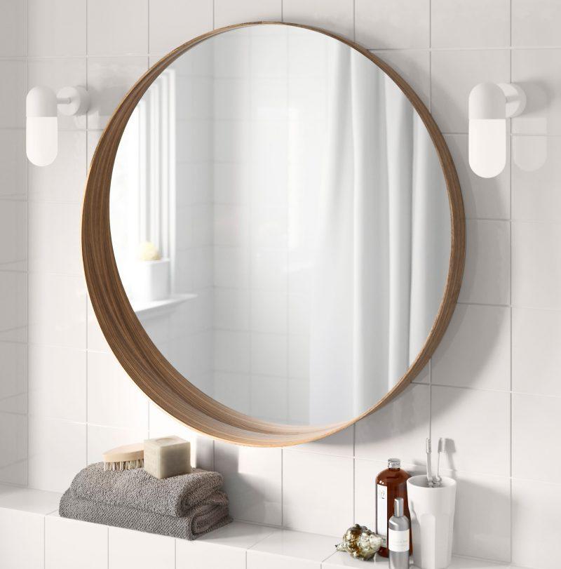 зеркала икеа 75 фото модных новинок в интерьере