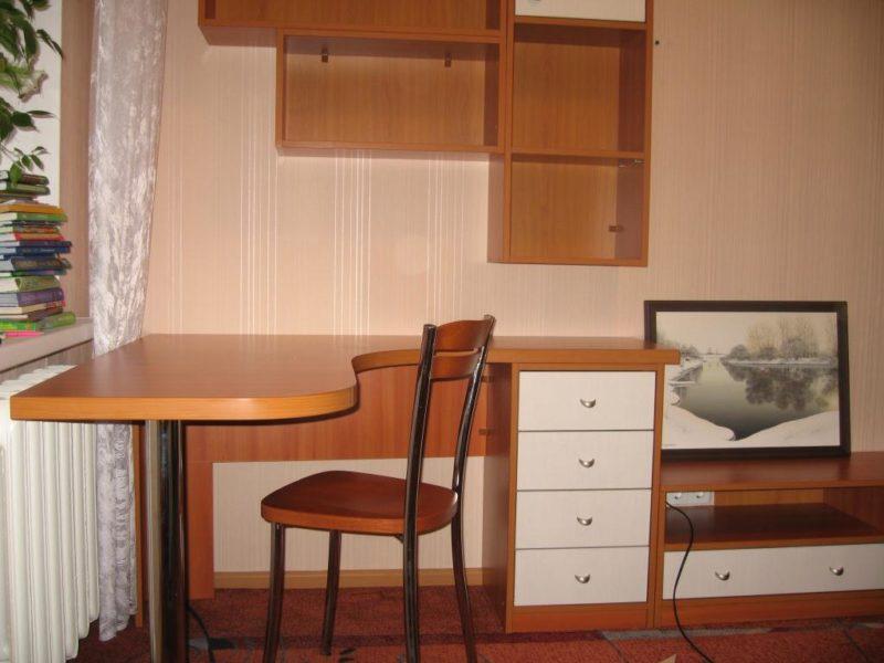Угловые письменные столы для двоих и фото крутого дизайна по.