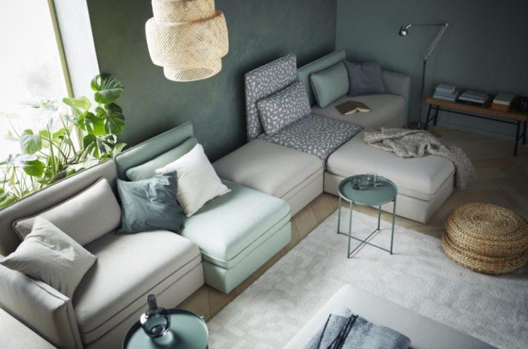Интерьер новых диванов валентино икеа в 2016 фото