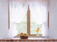 Белые шторы — как создать уютный интерьера? 70 фото дизайна
