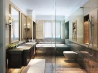Декор ванной комнаты: советы дизайнеров, фото примеров, новинки.