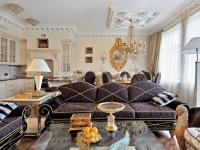 Стиль эклектика в интерьере — 77 фото роскошного сочетания дизайна