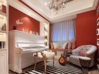 Красная детская комната — 60 фото яркого дизайна в современном стиле