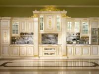 Кухня в классическом стиле — 101 фото примеров классического дизайна