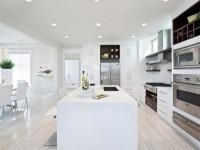 Кухня в белом цвете — фото примеров дизайна белой кухни