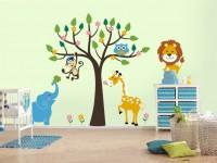 Декорирование детской комнаты — 100 фото лучших вариантов