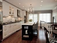 Кухня в стиле арт-нуво: особые черты стиля, 70 фото готового дизайна