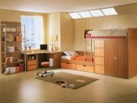 Гостиная и детская в одной комнате — как совместить 2 интерьера? (55 фото)