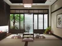 Японский стиль в интерьере — обзор лучших способов оформления (70 фото дизайна)