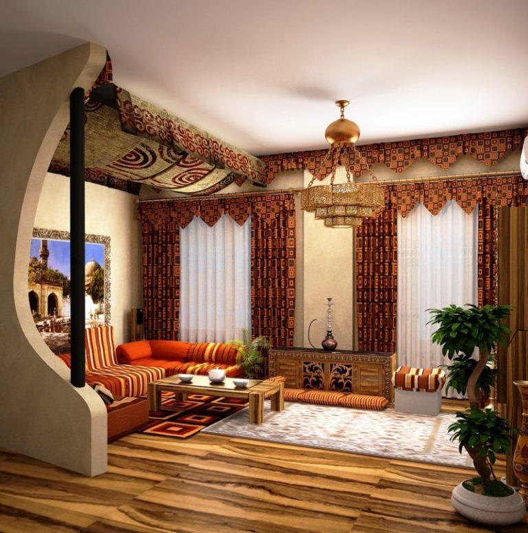 модель дизайн комнат в арабском стиле фото города понятия имеют