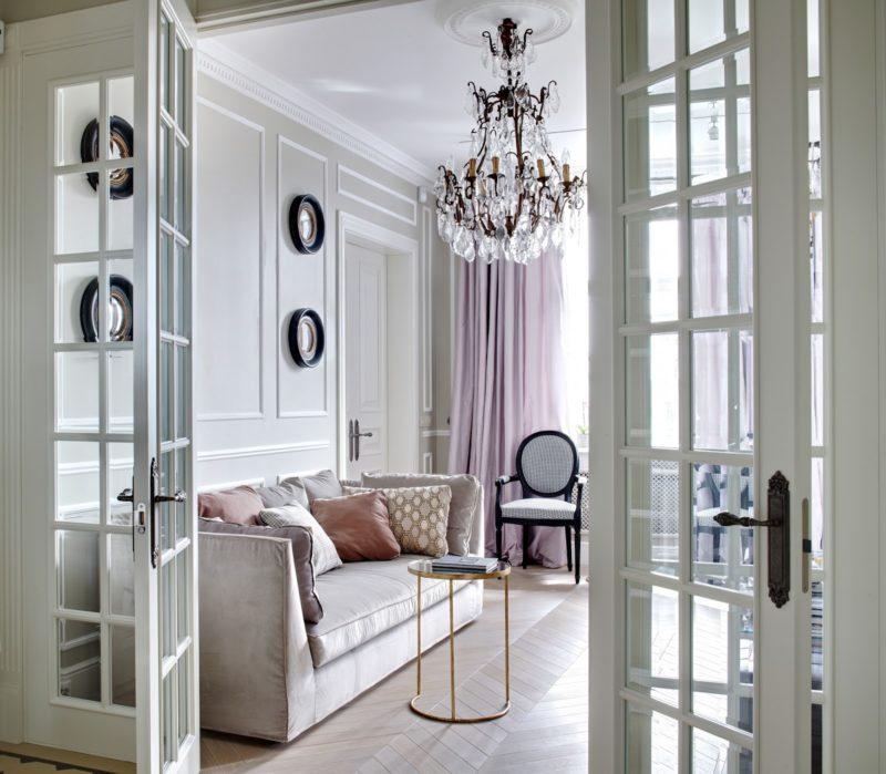неожиданности квартира в французском стиле фото применяется